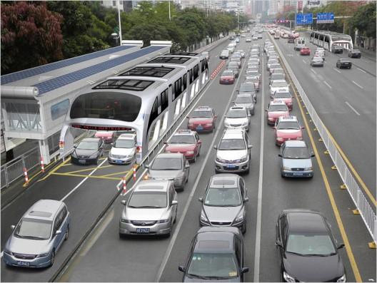 the future bus