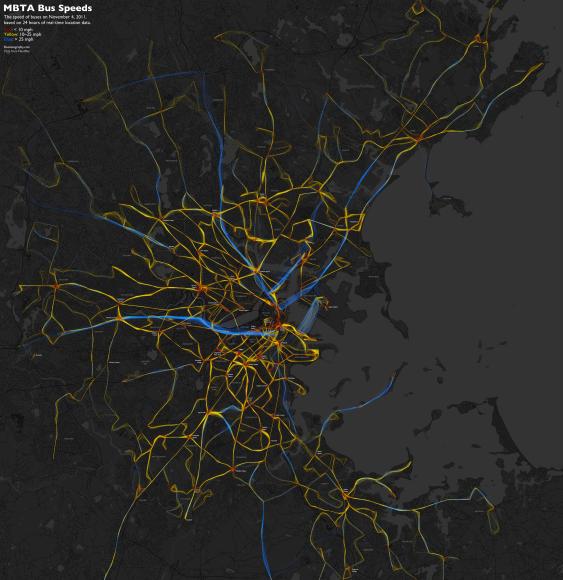 Mapping Transit !!