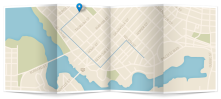 "with mapmyride you can find any route for cycling this is my hometown's http://www.mapmyride<wbr/><span class=""wbr""></span>.com/tr/izmir-izmir/"