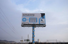 Billboards for collecting water. Advertising and ecological innovation in Peru<br/><br/>In Peru, there are places where the humidity is very high,