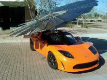 Monarch Power - solar battery-electric vehicles for modern flower<br/>  <br/>