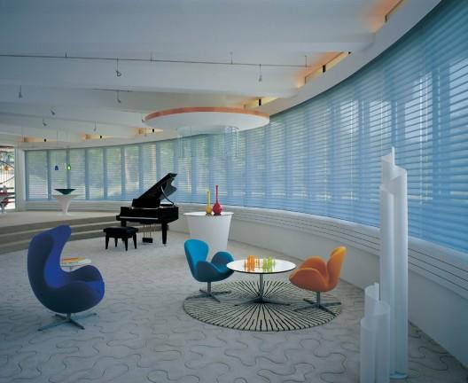 its a magic of interior designer.