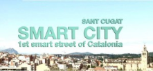 "Implementation of smart City concepts in Catalonia. First Smart Street in Sant Cugat.<br/>http://smartcity.san<wbr/><span class=""wbr""></span>tcugat.cat/?p=379&la<wbr/><span class=""wbr""></span>ng=en"
