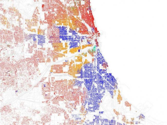 "Check this out! ""21 Maps Of Highly Segregated Cities In America""