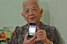 Project Silverline - refurbishes used iPhones with specially developed senior-friendly apps for the benefit of seniors in Singapore.