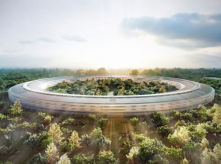 Google, Apple and Facebook seem to be competing for who has the coolest headquarters.