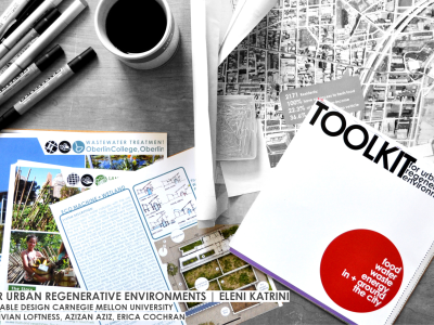 Toolkit for Urban Regenerative Environments