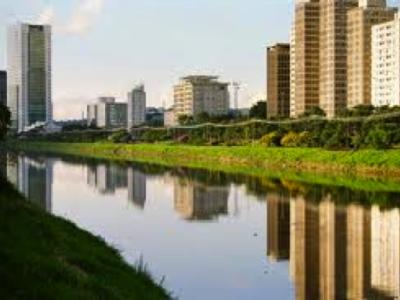 Pinheiros River Remediation in São Paulo Brazil