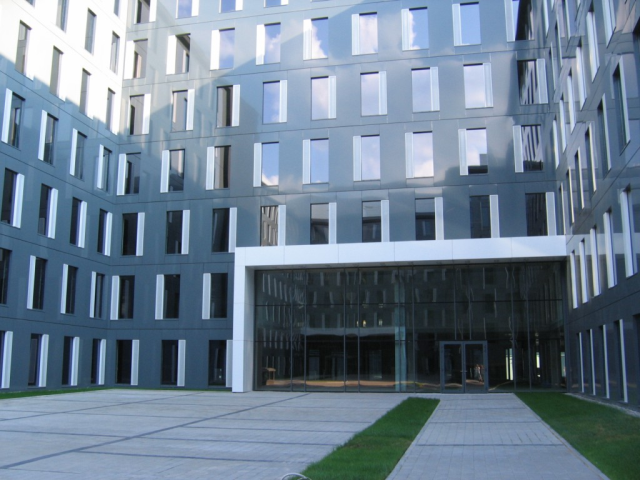 Łódź, GTC University Business Park: