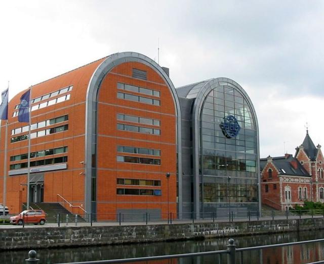 Bydgoszcz, bank