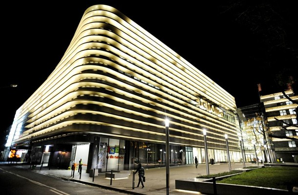 wrocław, nice building