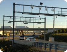 Electronic Toll Road 407 - Toronto Ontario<br/>Life would not be the same without it