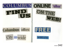 """Last year, Columbus Design week offered residents to create """"IDEA Books"""".  Some of these books gave ideas for use in technology in the city."""