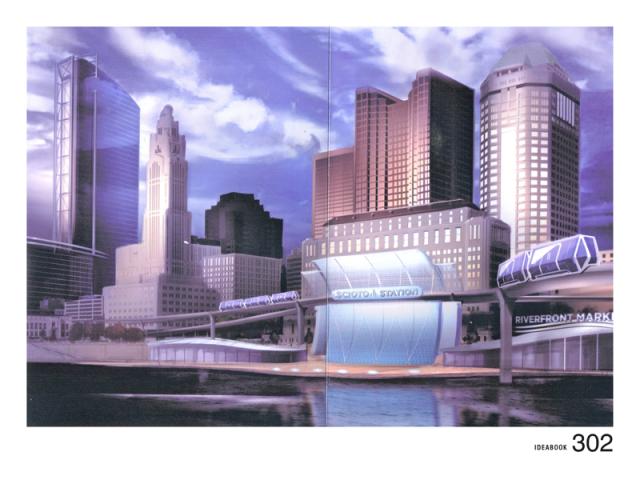 Adding Metro Stations in Columbus, Ohio!!!