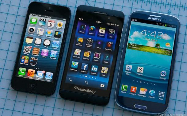 best smartphone form blackberry so far