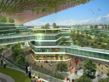 Chinese eco city