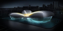 Taipei Performing Arts Center. Architecture, Construction and Technology together.
