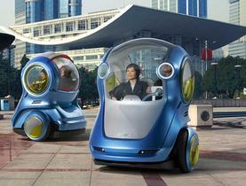 urban car -China