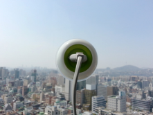 The Window Socket offers a neat way to harness solar energy and use it as a plug socket. Designers: Kyuho Song & Boa Oh