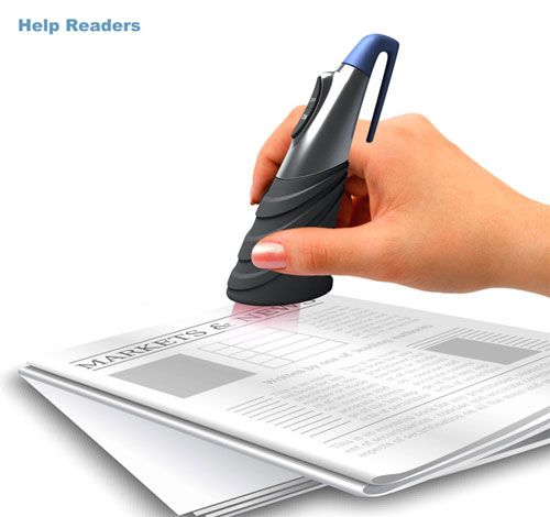 Help Readers device