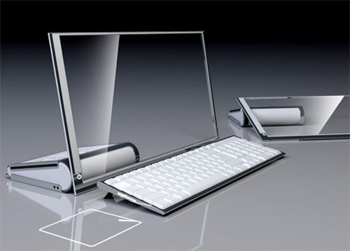 HP LIM Glass computer