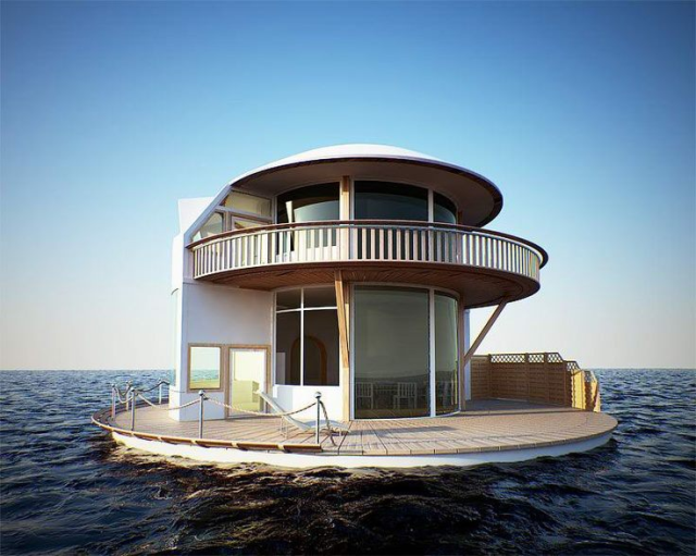 Floating Home, nothing to say...