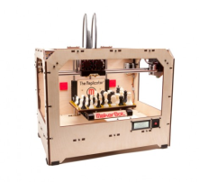 3D printers will be ubiquitous; are already in the sub-$500 range.