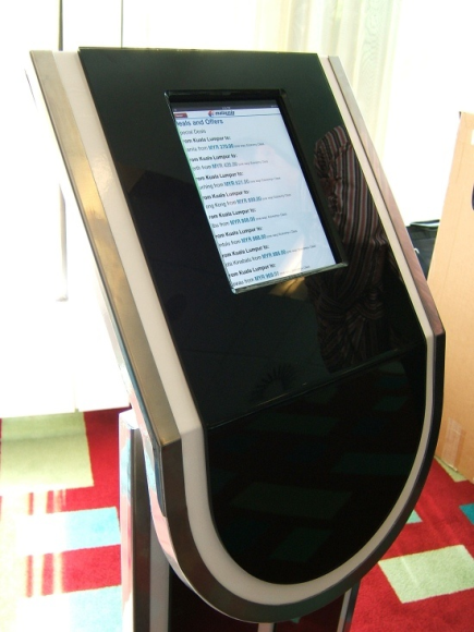 A City Hall lobby that uses IPAD Kiosk technology as Customer Service Kiosks for quick payments. http://pinterest.com/pin/12666442672522301