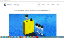 The water canary helps to analize via twitter and in real time the health of the rivers, sewage and urban rivers around the world.