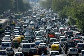 Traffic Management a big challenge for heavily crowded cities