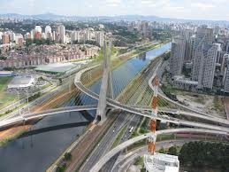 Hydroanel project to approach the city to the River Pinheiros and for it´s recuperation, now one of the most polluted in the world