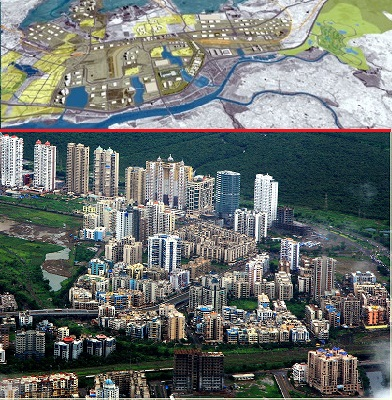 Navi Mumbai: World's Largest Planned City Infrastructure worth USD 1 billion is already in place. Planned cities are our need of tomorrow.