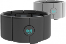 The Myo, an armband that uses the body's natural movements to manipulate electronics.<br/>See: https://getmyo.com