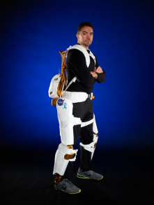 NASA's Ironman-Like Exoskeleton Could Give Astronauts, Paraplegics Improved Mobility and Strength<br/>