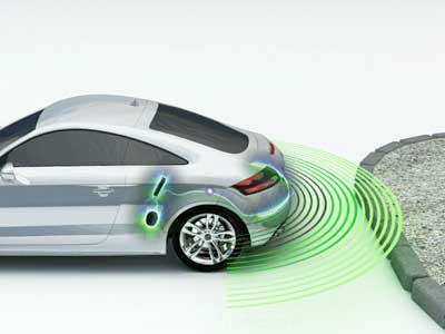 Almost every car is now equipped with parking sensors