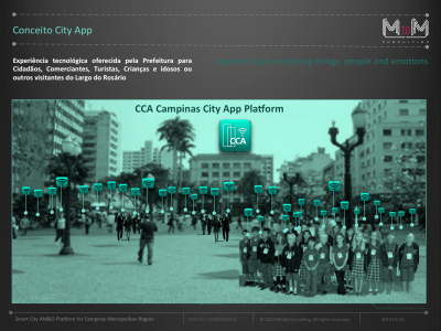 Campinas City App Plataform