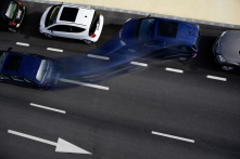 Sensors for self parking cars