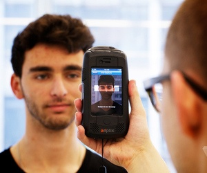 http://www.theverge.com/2013/5/2/4270352/theyre-already-watching-the-scary-new-technology-of-iris-scanners