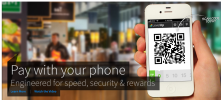 Many merchants, including food trucks, are now accepting payment via smartphone through services like LevelUp.