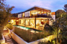 Green-Roofed LEED Platinum Home in Montecito, California. An amazing eco-friendly home<br/>