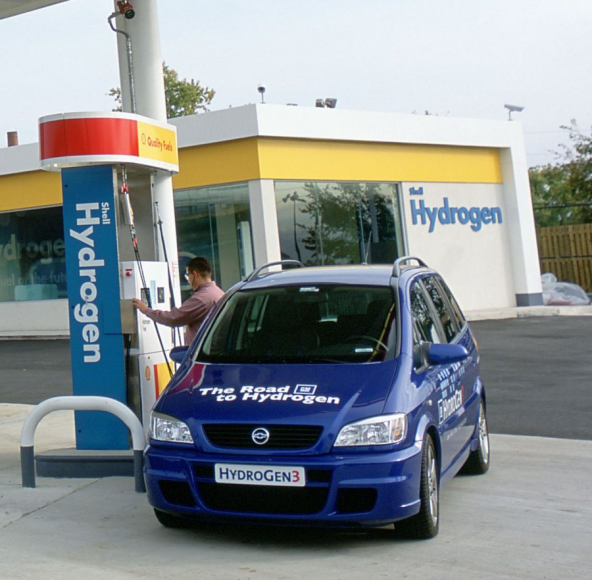 Are hydrogen cars, why they are not considered anymore?