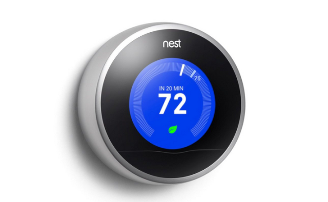 NEST thermostats - Sense when you're home and know when to cool down or heat up, reduces energy bills by 20% - improves QOL and the Environ.