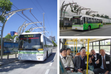 Buses run on Ultracapacitors - city going green