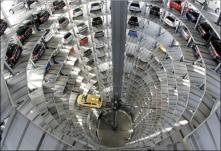 Futuristic parking solutions