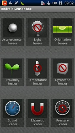 http://www.cell11.com/android/android-sensor-box/