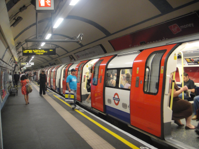 London - Best Public Transportation Technology