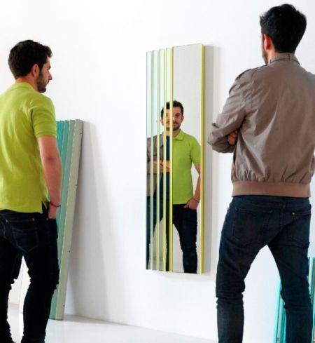 Zig Zag Mirror