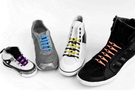 Slip-on Shoelaces