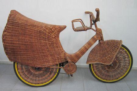 Natural Fiber Bicycle