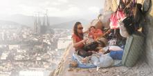 Barcelona Rock Hostel Concept